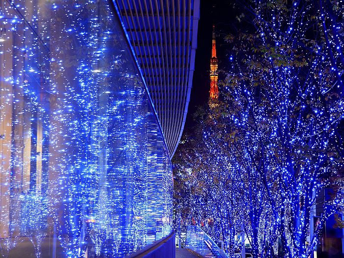 Wallcoo_com_Christmas_wallpaper_christmas_Night_view_142 Tokyo